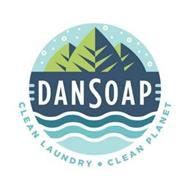 DANSOAP CLEAN LAUNDRY · CLEAN PLANET