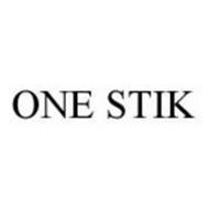ONE STIK