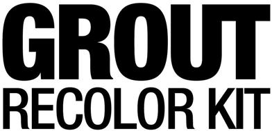 GROUT RECOLOR KIT