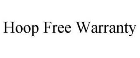HOOP FREE WARRANTY