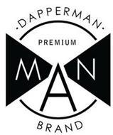 DAPPERMAN PREMIUM MAN BRAND