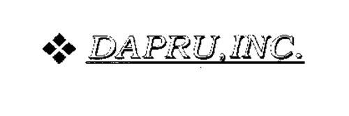 DAPRU. INC