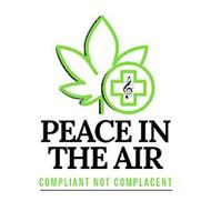 PEACE IN THE AIR COMPLIANT NOT COMPLACENT