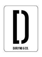 D DARLYNG & CO.