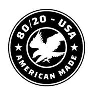 80/20 - USA AMERICAN MADE