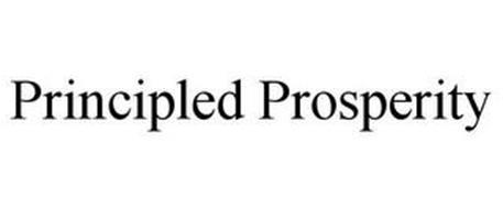 PRINCIPLED PROSPERITY