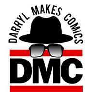 DARRYL MAKES COMICS DMC