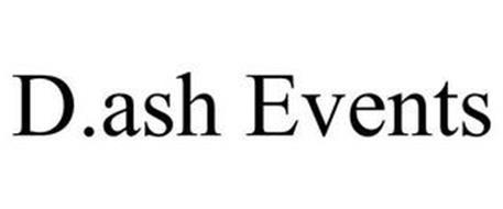 D.ASH EVENTS