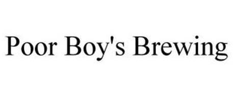 POOR BOY'S BREWING