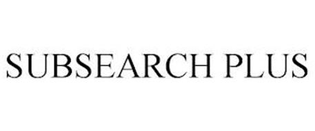 SUBSEARCH PLUS
