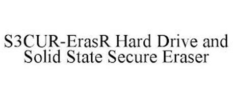 S3CUR-ERASR HARD DRIVE AND SOLID STATE SECURE ERASER