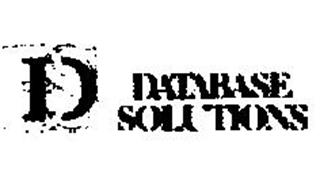 DATABASE SOLUTIONS DBS