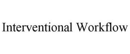 INTERVENTIONAL WORKFLOW