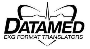 DATAMED EKG FORMAT TRANSLATORS