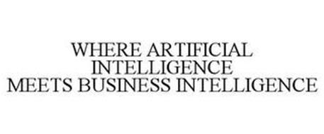 WHERE ARTIFICIAL INTELLIGENCE MEETS BUSINESS INTELLIGENCE