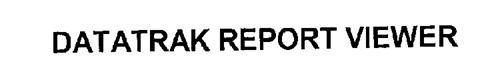 DATATRAK REPORT VIEWER