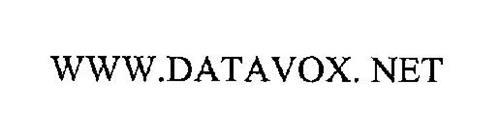 WWW.DATAVOX.NET