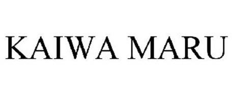 KAIWA MARU