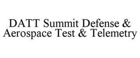 DATT SUMMIT DEFENSE & AEROSPACE TEST & TELEMETRY