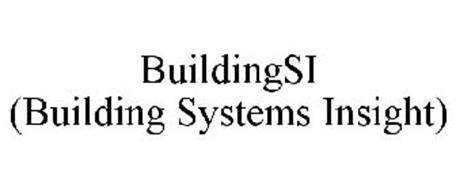 BUILDINGSI (BUILDING SYSTEMS INSIGHT)
