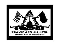 TRAVIS AFB JIU JITSU POSITION OVER SUBMISSION