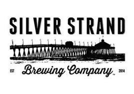 SILVER STRAND BREWING COMPANY EST 2014