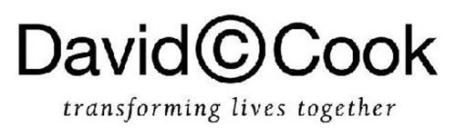 DAVID C COOK TRANSFORMING LIVES TOGETHER