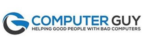 CG COMPUTER GUY HELPING GOOD PEOPLE WITH BAD COMPUTERS