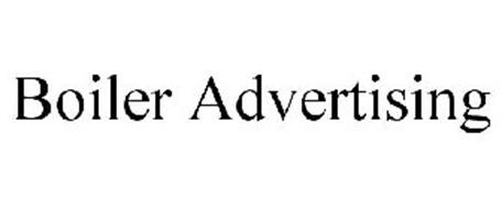BOILER ADVERTISING