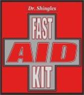 DR. SHINGLES FAST AID KIT