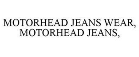 MOTORHEAD JEANS WEAR, MOTORHEAD JEANS,
