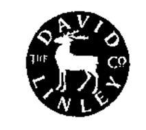 THE DAVID LINLEY CO Trademark of DAVID LINLEY FURNITURE ...