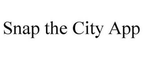 SNAP THE CITY APP