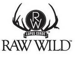 R W LUPUS CORDE RAW WILD