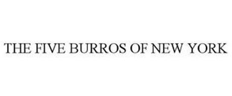 THE FIVE BURROS OF NEW YORK