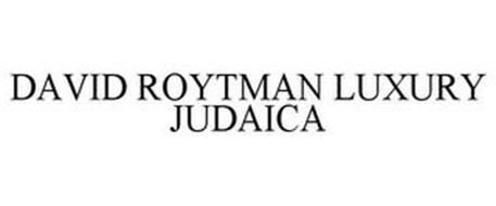 DAVID ROYTMAN LUXURY JUDAICA