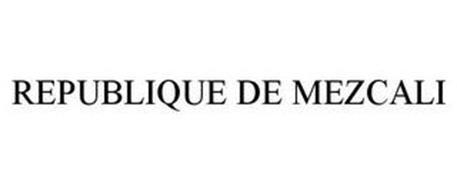 REPUBLIQUE DE MEZCALI