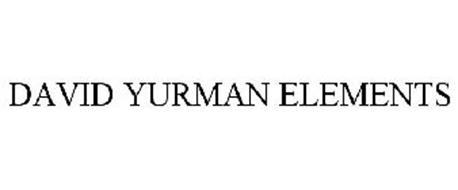 DAVID YURMAN ELEMENTS