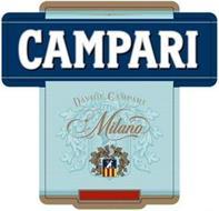 CAMPARI DAVIDE CAMPARI MILANO