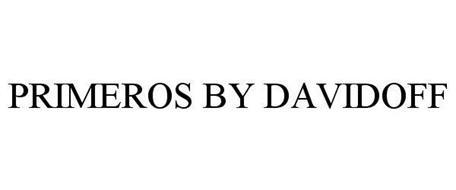 PRIMEROS BY DAVIDOFF