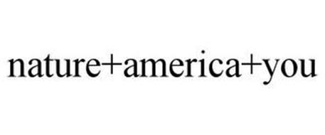NATURE+AMERICA+YOU