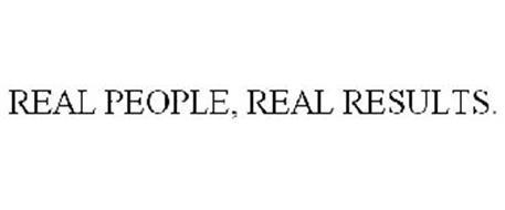 c3b90eeeb89 REAL PEOPLE, REAL RESULTS. Trademark of Davis & Davis Serial Number ...
