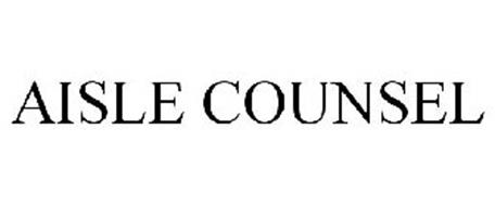 AISLE COUNSEL