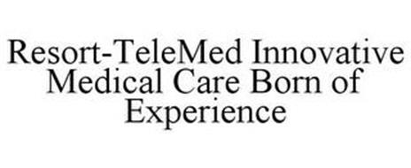 RESORT-TELEMED INNOVATIVE MEDICAL CARE BORN OF EXPERIENCE