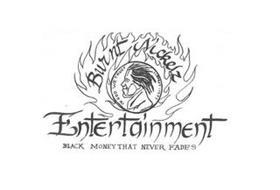 BURNT NICKELZ ENTERTAINMENT BLACK MONEY THAT NEVER FADES IN GOD WE TRUST LIBERTY, 1971