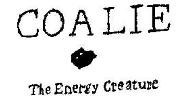 COALIE THE ENERGY CREATURE