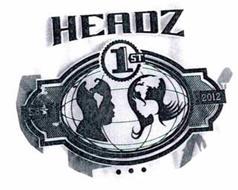 HEADZ 1ST EST.2012