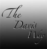 THE DAVIS WAY
