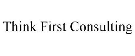 THINK FIRST CONSULTING