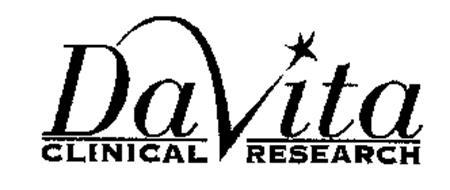 DAVITA CLINICAL RESEARCH